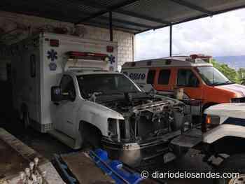 Táchira con déficit de ambulancias - Diario de Los Andes