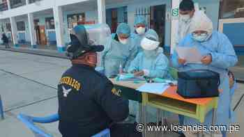 21 serenos están expuestos a virus de la covid-19 - Los Andes Perú