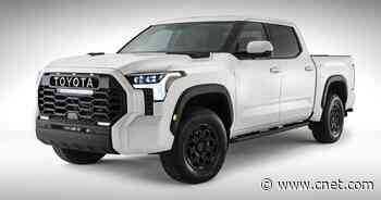 2022 Toyota Tundra revealed in first official photo     - Roadshow