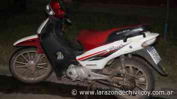 Dos motos colisionaron en Detomaso y Calle 20 - La Razon de Chivilcoy