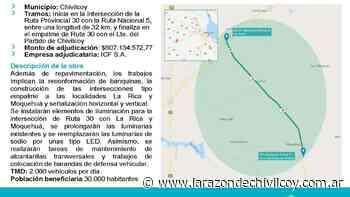 Chivilcoy se beneficiará con $ 607.134.572 para su repavimentación - La Razon de Chivilcoy