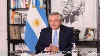 Alberto Fernández participó del homenaje al general Güemes - La Razon de Chivilcoy