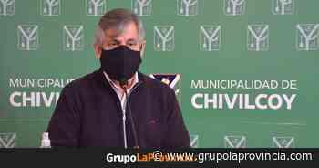 Chivilcoy: Britos dio detalles sobre el Complejo Federación y el Plan Federal de Viviendas - Grupo La Provincia
