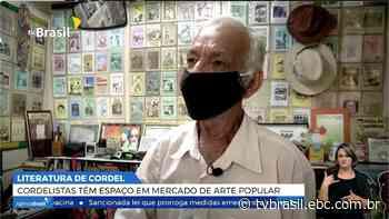 Literatura de cordel é destaque em Feira de Santana, Bahia | Repórter Brasil | TV Brasil | Cultura - TV Brasil