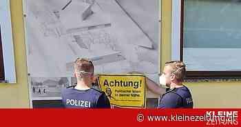 ''Warnhinweis'' bei Grazer Moschee: Tatverdächtige folgten Aufruf in Social-Media-Gruppe - Kleine Zeitung