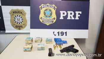 Trio é flagrado com dinheiro e vários cartões da Caixa em Pelotas - Diário Popular