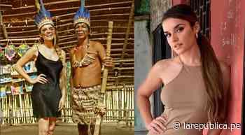 Melody visitó a los Boras en Iquitos y les cantó sus temas No sé y Baile del gorila - LaRepública.pe
