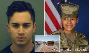 Fort Bliss soldier found guilty of sexually assaulting fellow private Asia Graham