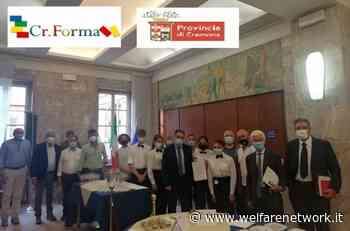Cremona Signoroni: 'Cr.Forma, un modello di riferimento ed eccellenza nel panorama della formazione regionale' - WelfareNetwork