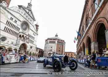 Dopo Brescia e Cremona la Freccia Rossa riparte da Viareggio - Automobilismo d'Epoca