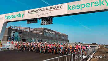 Le atlete della SC Cesano Maderno impegnate in Autodromo a Cremona - Prima Monza