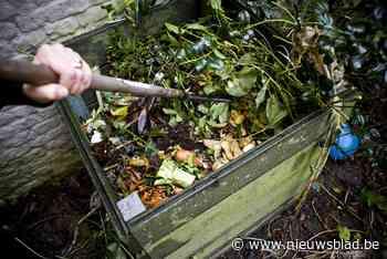Infosessie thuiscomposteren in Beislovenpark (Zottegem) - Het Nieuwsblad