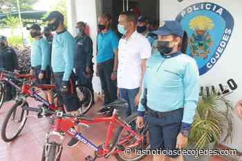 Juramentado Servicio de Vigilancia y Patrullaje Ciclístico en Tinaquillo - Las Noticias de Cojedes
