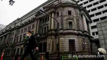 El Banco de Japón lanza un plan de lucha contra el cambio climático y no altera el rumbo monetario - euronews