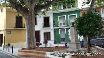 El 'banco del beso' de Dénia - Levante-EMV