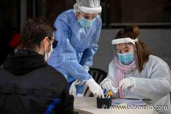Este viernes se registraron 324 casos de Coronavirus - Infomerlo.com
