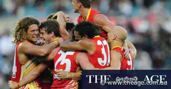 From the Archives, 2011: Suns finally taste victory after downing Port