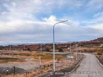 Ferraresi destacó el trabajo del Plan Nacional del Suelo Urbano en Ushuaia - Actualidad TDF