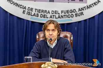 """Para Sciurano """"es necesario un gesto"""", del Gobierno y los municipios - Ushuaia Noticias"""