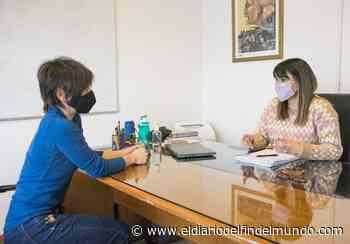 El Municipio de Ushuaia y nutricionistas implementarán acciones conjuntas | Diario del Fin del Mundo - El Diario del Fin del Mundo
