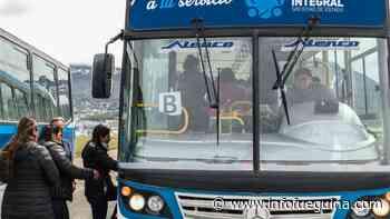 Se transforma en Ushuaia el servicio de colectivos para llegar a 21 barrios - Infofueguina