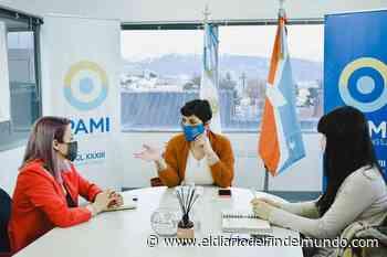 La Secretaría de la Mujer de Ushuaia y el PAMI planifican acciones conjuntas | Diario del Fin del Mundo - El Diario del Fin del Mundo