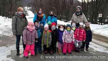 Niños de escuelas experimentales de Ushuaia visitaron lugares turísticos | Diario del Fin del Mundo - El Diario del Fin del Mundo