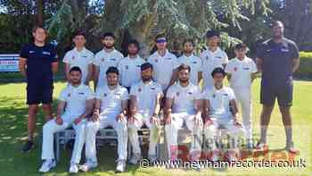 NewVIc cricket team wins The AoC T20 Regional Cricket Championships - Newham Recorder