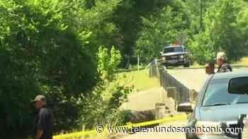 Recuperan cuerpo de hombre arrastrado por la corriente en el Río Guadalupe - Telemundo San Antonio