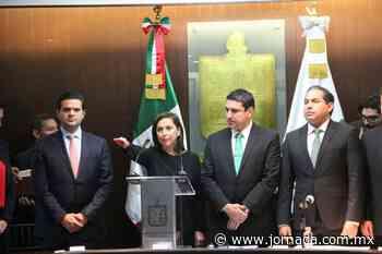 Gana la priísta Cristina Díaz Salazar para edil de Guadalupe, NL - La Jornada