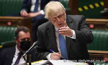 Rebel Tories tell Johnson we demand our freedom amid case for axing Covid-19 curbs two weeks early