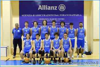 Entrano nel vivo i campionati per le squadre della Feba Civitanova Marche e della Civitabasket 2017 - - Basketmarche.it