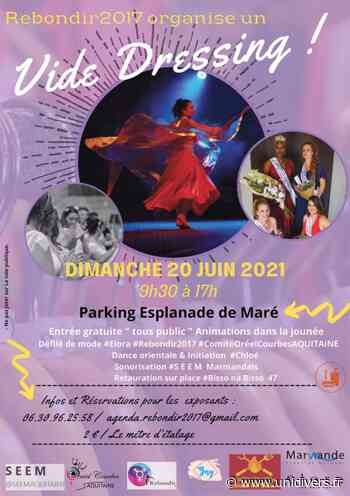 Vide Dressing Marmande dimanche 20 juin 2021 - Unidivers