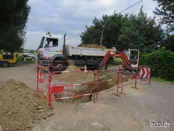 Marmande. L'avenue du Dr Neau barrée mais les entreprises restent accessibles - actu.fr