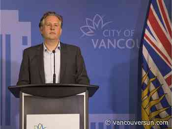 MatthewNathanson: Complaint against Vancouver mayor for acknowledging systemic racism exists is a farce
