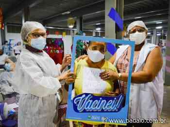 Crato vacina mais de 1,3 mil pessoas em primeiro 'Arraiá da Vacinação' do Cariri - Badalo