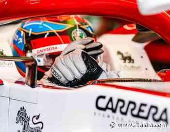 """Räikkönen: """"La esperanza es que podamos estar en el Top 10 cuando lleguemos a la clasificación"""" - F1aldía"""