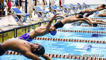 La esperanza olímpica inunda el Complejo Acuático - EL HERALDO