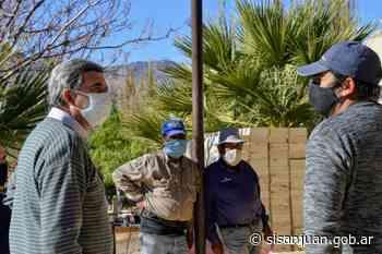 Calingasta: el ministro de Minería visitó la Cooperativa La Esperanza - SI SAN JUAN