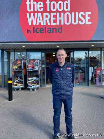 Thanet Food Warehouse manager awarded a BEM in the Queen's Birthday Honours list - In Your Area