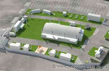 Food market among proposals for Trafford Centre car park venture - Place North West