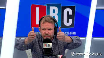 James O'Brien asks when people will see Brexit downsides, as food trade hits 'crisis point' - LBC