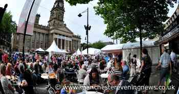 Bolton Food and Drink Festival will return to the town centre this August - Manchester Evening News
