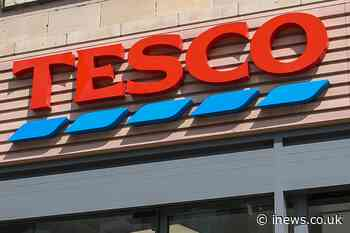 Tesco suppliers forced to bin nearly 50 tonnes of food each week due to lorry driver 'crisis' - iNews