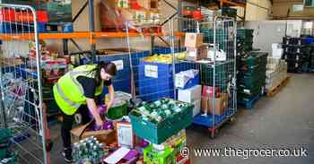 Tonnes of food wasted each week due to driver shortage, Tesco tells ministers - The Grocer