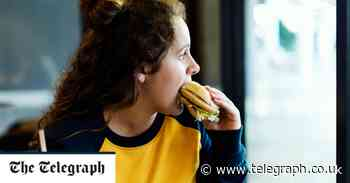 Children's diets made up of 65pc ultra-processed food, study finds - Telegraph.co.uk