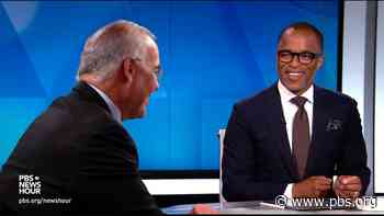 Brooks and Capehart on Trump emails to DOJ, US-Russia summit - PBS NewsHour
