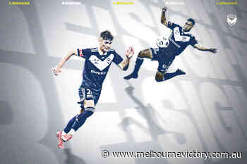 Brooks and Kirdar re-sign with Victory - Melbourne Victory