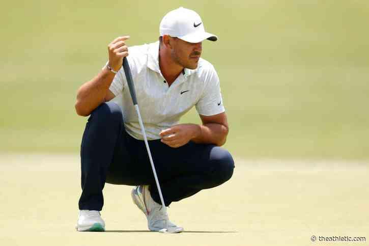 U.S. Open: Bryson DeChambeau trolls Brooks Koepka with videobomb - The Athletic