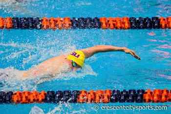 LSU swimmer Brooks Curry qualifies for Olympics – Crescent City Sports - crescentcitysports.com